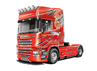 Italeri 1:24 3906 Scania R730 V8 Streamline 4 X 2 Model Truck Kit