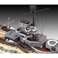 Revell 1:700 05157 WWII Battleship SMS Konig Model Ship Kit