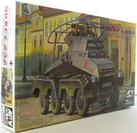 AFV Club 1:35 35232 SdKfz 232 (Early) Military Model Kit