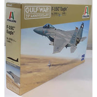 Italeri 1:48 2763 F-15 Strike Eagle Gulf War 25th Aniv Model Aircraft Kit
