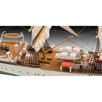 Revell 1:253 05695 Gift Set Gorch Fock 60th Anniversary Edition Model Ship Kit