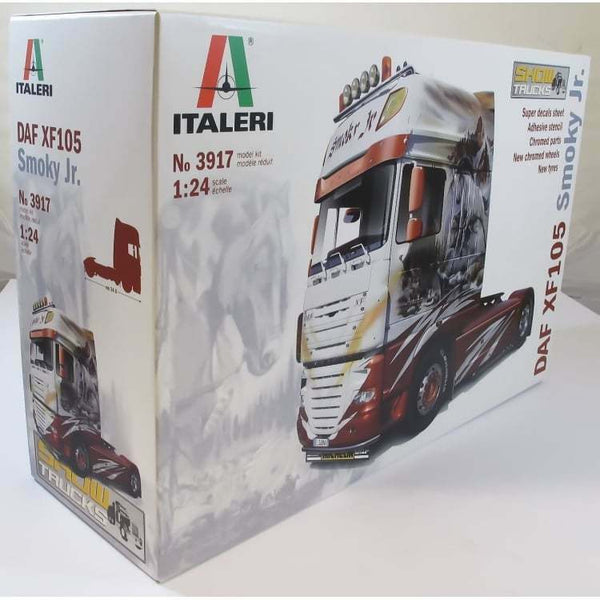Italeri 1:24 3917 Daf XF-105 Model Truck Kit