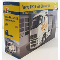 Italeri 1:24 3907 Volvo FH16 520 Sleeper Cab Model Truck Kit