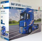 Italeri 1:24 3933 DAF XF105 Space America Model Truck Kit
