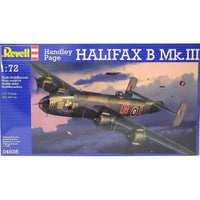 Revell 1:72 04936 Handley Page Halifax B Mk.III Model Aircraft Kit