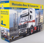 Italeri 1:24 3924 Mercedes Benz SK Eurocab 6 x 4 Model Truck Kit