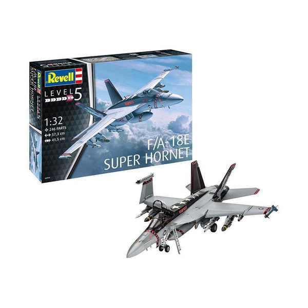Revell 1:32 04994 F/A-18E Super Hornet Model Aircraft Kit