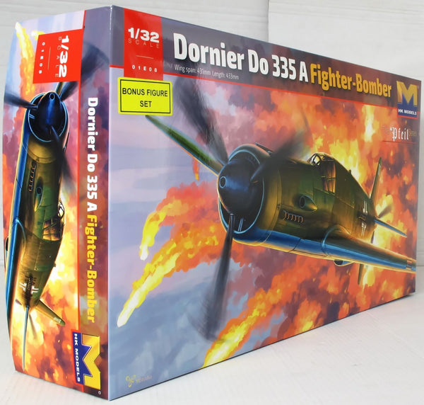 HK Models 1:32 01E08 Dornier Do 335 A Fighter Bomber Model Aircraft Kit
