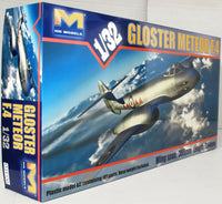 HK Models 1:32 01E06 Gloster Meteor F.4 Model Aircraft Kit