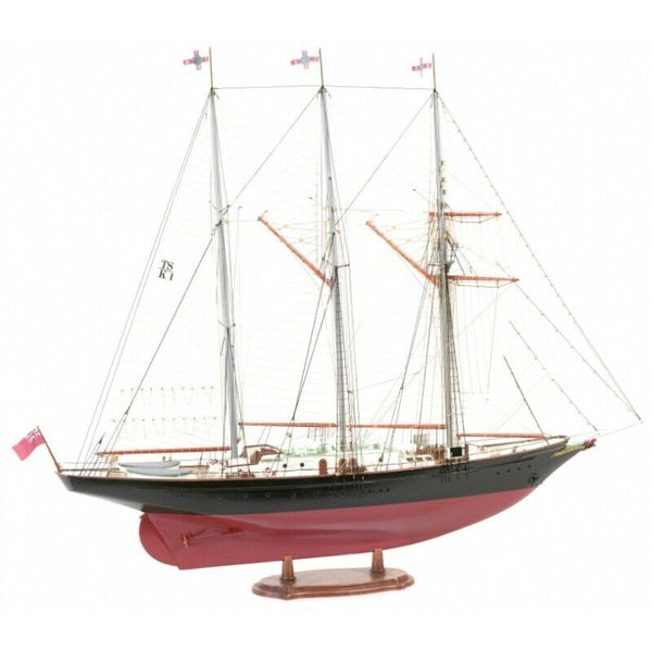 Billings 1:75 B706 Sir Winston Churchill Sail Training Wooden Model Ship Kit