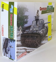 Dragon 1:35 6856 German SU-76i Tank with Cupola Model Military Kit