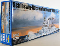 Trumpeter 1:350 05354 Schleswig-Holstein Battleship 1935 Model Ship Kit