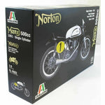 Italeri 1:9 4602 Norton Manx Model Motorcycle Kit