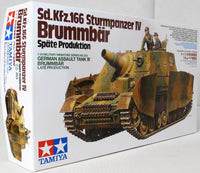 Tamiya 1:35 35353 Sd.kfz.166 Sturmpanzer IV 'Brummbar' Military Model Kit