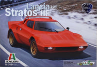 Italeri 1:24 3654 Lancia Stratos HF Model Car kit