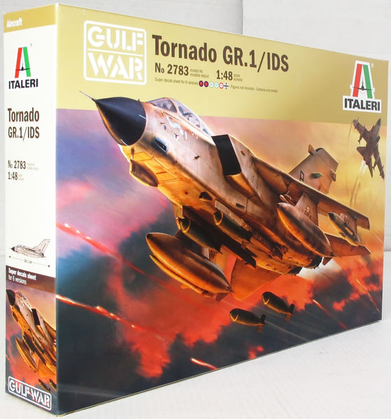 Italeri 1:48 2783 Tornado IDS Model Aircraft Kit