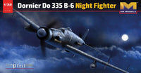 HK Models 1:32 01E21 Dornier Do 335 B-6 Night Fighter Model Aircraft Kit