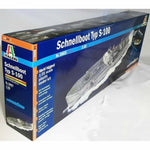 Italeri 1:35 5603 SCHNELLBOOT TYP S-100 Premier Edition Model Ship Kit