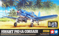 Tamiya 1:32 60325 Vought F4U-1A Corsair Model Aircraft Kit