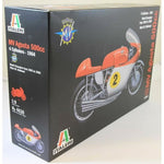 Italeri 1:9 4630 MV AUGUSTA 500CC Mike Hailwood 1964 Model Motorcycle Kit