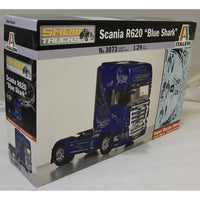 Italeri 1:24 3873 SCANIA R620 BLUE SHARK MODEL TRUCK KIT