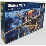 Italeri 1:72 1335 Shorts Stirling Mk.I  Model Aircraft Kit
