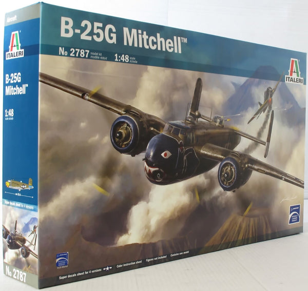 Italeri 1:48 2787 B-25G Mitchell Model Aircraft Kit