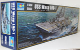 Trumpeter 1:350 05611 USS Wasp LHD-1 Model Ship Kit