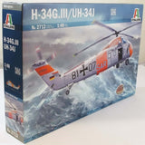 Italeri 1:48 2712 UH--34D Model Aircraft Kit