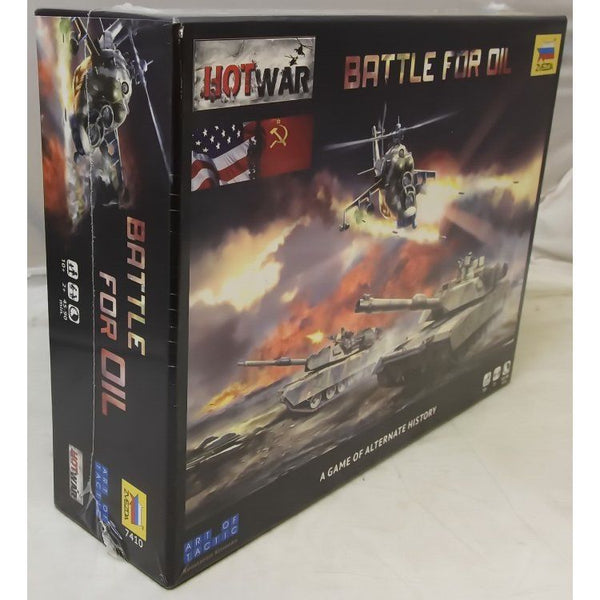 Zvezda 1:72 & 1:100 7410 Hot War Battle for Oil  Wargame Kit