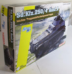 Dragon 1:35 6878 Sd.Kfz.250/4 Ausf A Model Military Kit