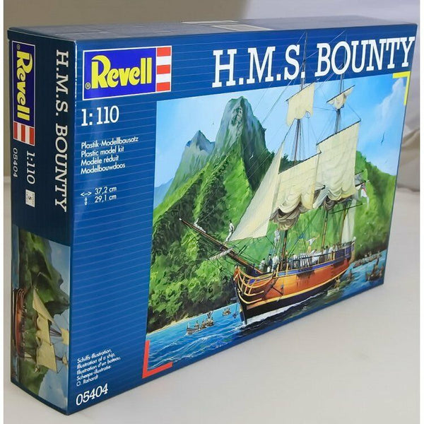 Revell 1:110 05404 HMS Bounty Model Ship Kit