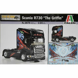 Italeri 1:24 3879 SCANIA R730 THE GRIFFIN Model Truck Kit
