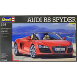 Revell 1:24 07094 AUDI R8 SPYDER MODEL CAR KIT