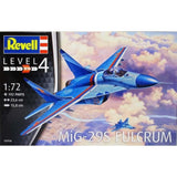 Revell 1:72 03936 Mig-29S Fulcrum Aircraft Model Kit