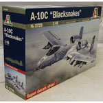 Italeri 1:48 2725 A-10c Blacksnakes Model Aircraft Kit