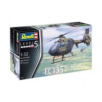 Revell 1:32 04982 EC135 Heeresflieger German Army Aviation Model Aircraft Kit