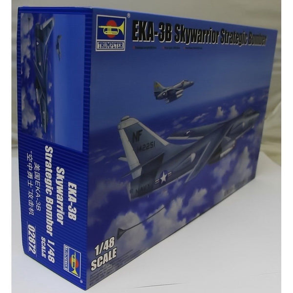 Trumpeter 1:48 02872 EKA-3B Skywarrior Airborne Tanker Model Aircraft Kit
