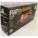 Italeri 1:12 4701 Fiat Mefistofele Model Car Kit
