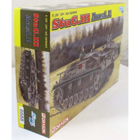 Dragon 1:35 6688 StugG.III Ausf.E Tank Model Military Kit