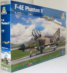 Italeri 1:48 2770 F-4E Phantom II Model Aircraft Kit