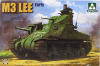 Takom 1:35 02085 M3 Lee US Medium Tank Early Model Military Kit