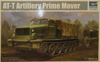 Trumpeter 1:35 TRU 09501 AT-T Artillery Prime Mover Military Model Kit
