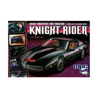 MPC 1:25 806 K.I.T.T. 1982 Pontiac Firebird - Knight Rider Car Model Kit