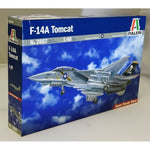 Italeri 1:48 2667 F-14 A TOMCAT Model Aircraft Kit