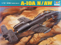 Trumpeter 1:32 02215 Fairchild A-10A N/AW Model Aircraft Kit