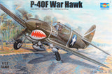 Trumpeter 1:32 03227 P-40F Warhawk Model Aircraft Kit