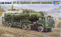 Trumpeter 1:35 00202 DF-21 Ballistic Missile Launcher Model Military Kit