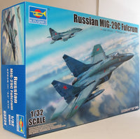 Trumpeter 1:32 03224 Russian MiG-29C Fulcrum Model Aircraft Kit