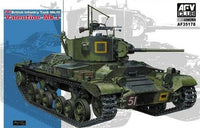 AFV Club 1:35 35178 Valentine Mk I Model Military Kit